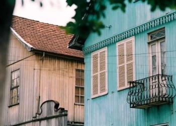 O conjunto urbano de Antônio Prado é formado por 48 exemplares de arquitetura popular. Foto: Divulgação