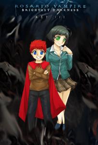 Rosario Vampire: Brightest Darkness - Act III