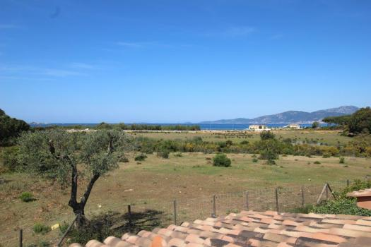 LOCATION APPARTEMENT T3 65m² AGOSTA PLAGE VUE MER