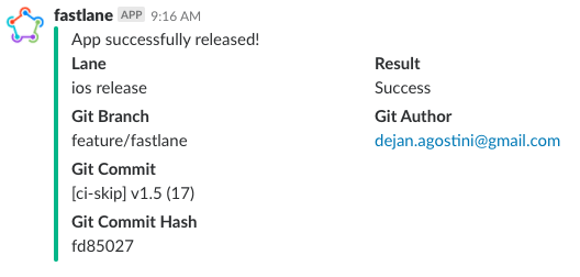 Using fastlane   agostini tech