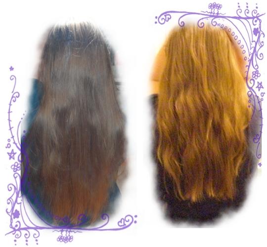 pousse cheveux