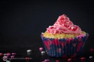 Madeira Cupcake