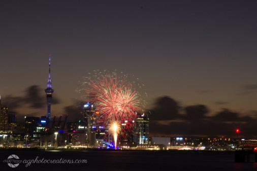 Auckland City Celebration