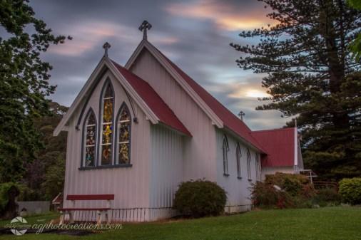 St James Church Kerikeri New Zealand