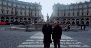 Two faculty members participate in the International Agricultural Conference in Verona, Italy