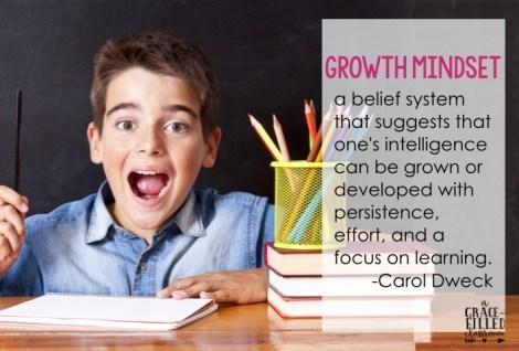 growth mindset 101, what is growth mindset, growth mindset freebie
