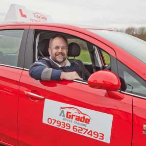 Learn to drive with A Grade Driver Training
