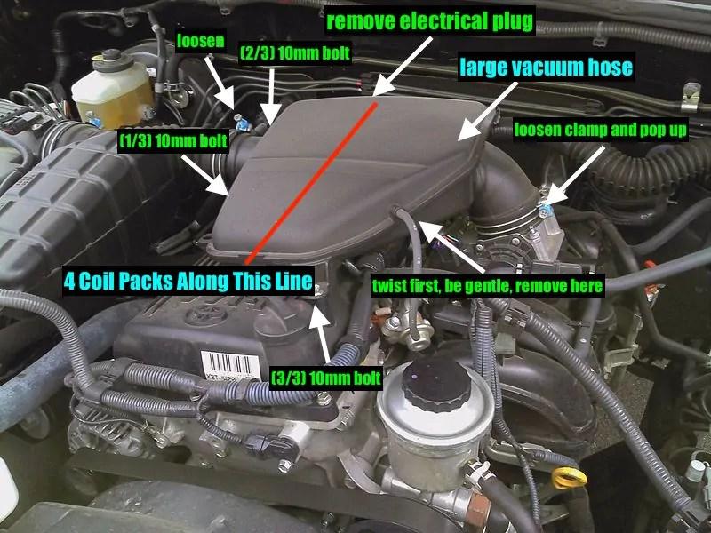 best spark plugs for toyota 2tr fe 2 7l engine agradetools com toyota tacoma 2.7l i4 engine toyota 2 7l engine diagram #15