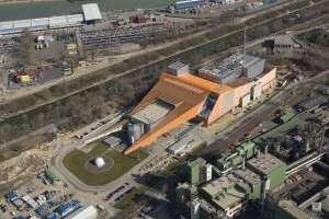 postojeća energana na otpad u Beču