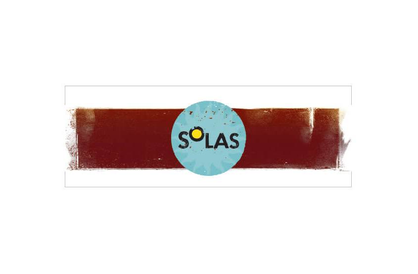 Solas-value-craft-beer-logo and label design.