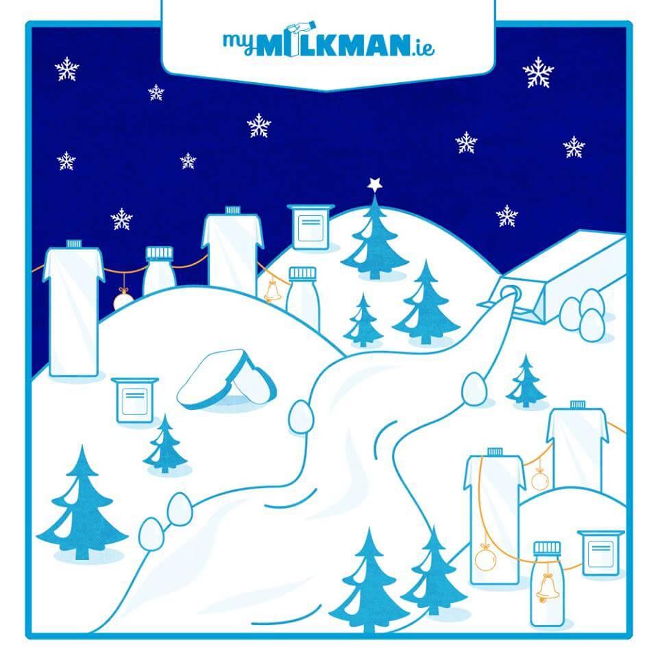 MyMilkman.ie - Christmas.