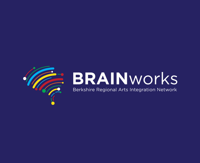 BRAINworks logo – designed by Aga Grandowicz