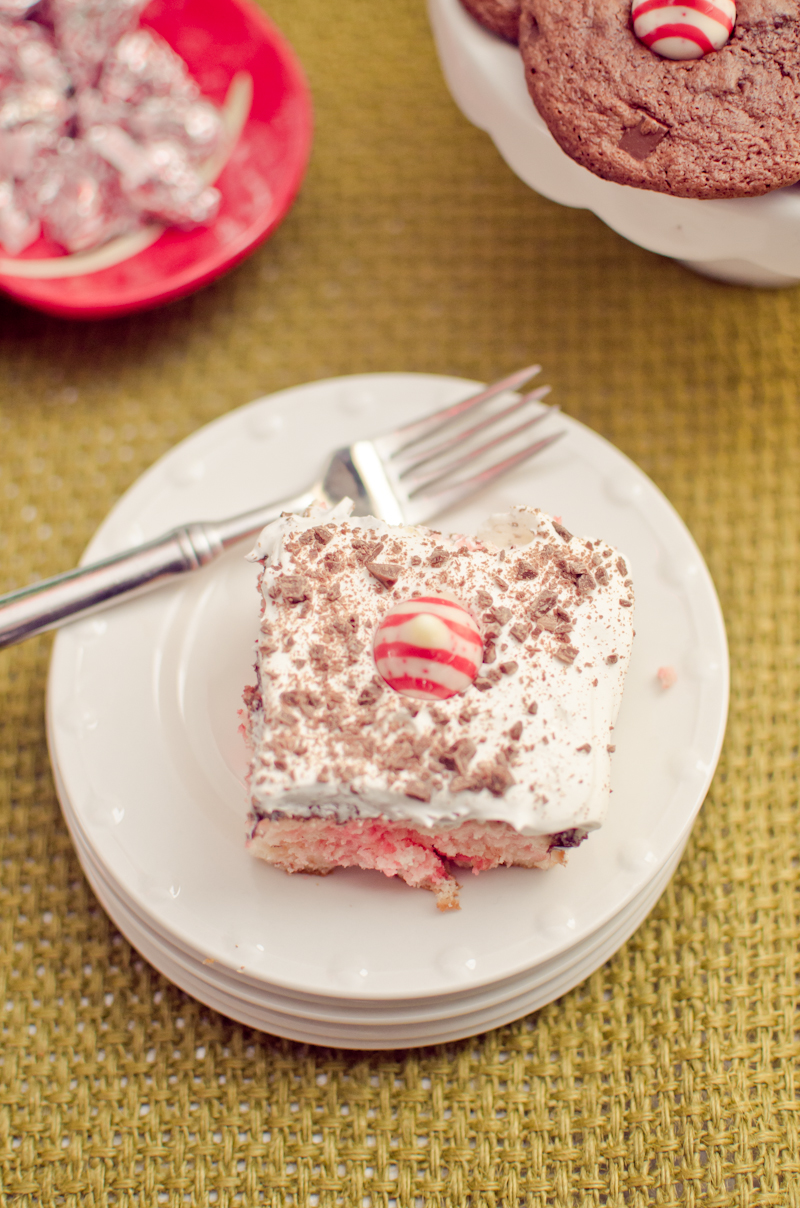 Holiday Peppermint Swirl Cake A Grande Life