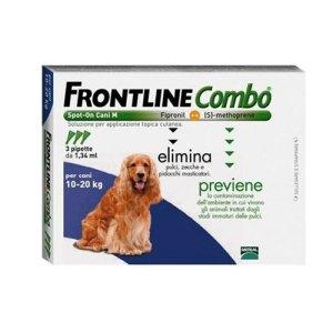 Frontline Combo per cani di taglia 10-20kg - Certaldo