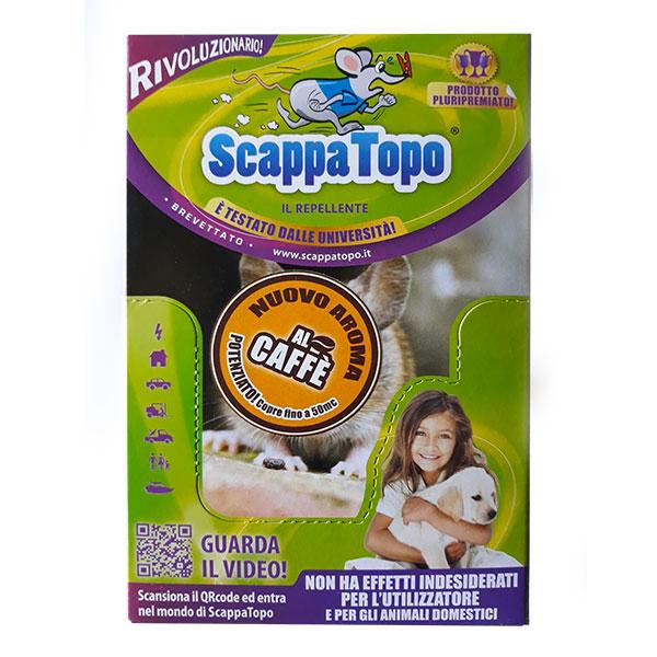 ScappaTopo potenziato - repellente per topi - Certaldo