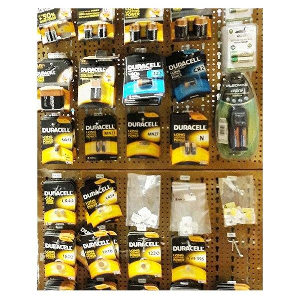 Pile alcaline e batterie ricaricabili - Certaldo