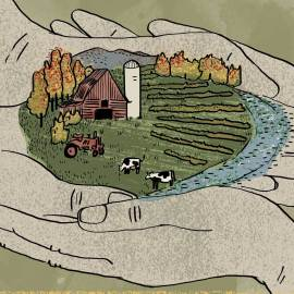 Agrarian Commons: A New Model for Community-Owned Farmland