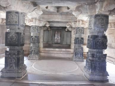 Hazara Rama Temple: Inner Sanctum