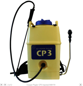 Cooper Pegler CP3 injected sprayer
