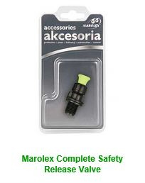 Marolex Complete safety release valve
