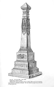 White bronze monument167