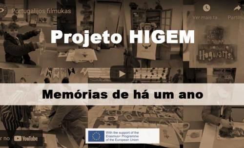 Projeto HIGEM - memórias