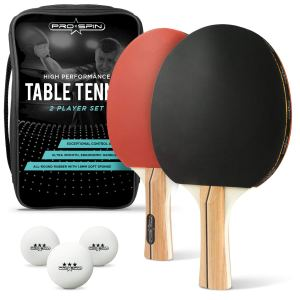 PRO SPIN PING PONG PADDLE