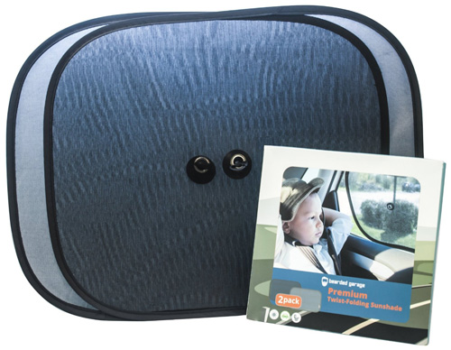 #9.Car Sun Shade Side Window Easy Twist Sun Shade