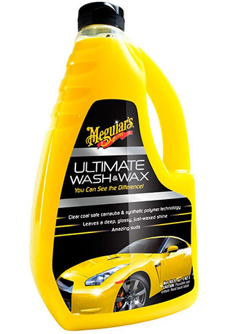 2. Meguiar's Ultimate Wash and Wax