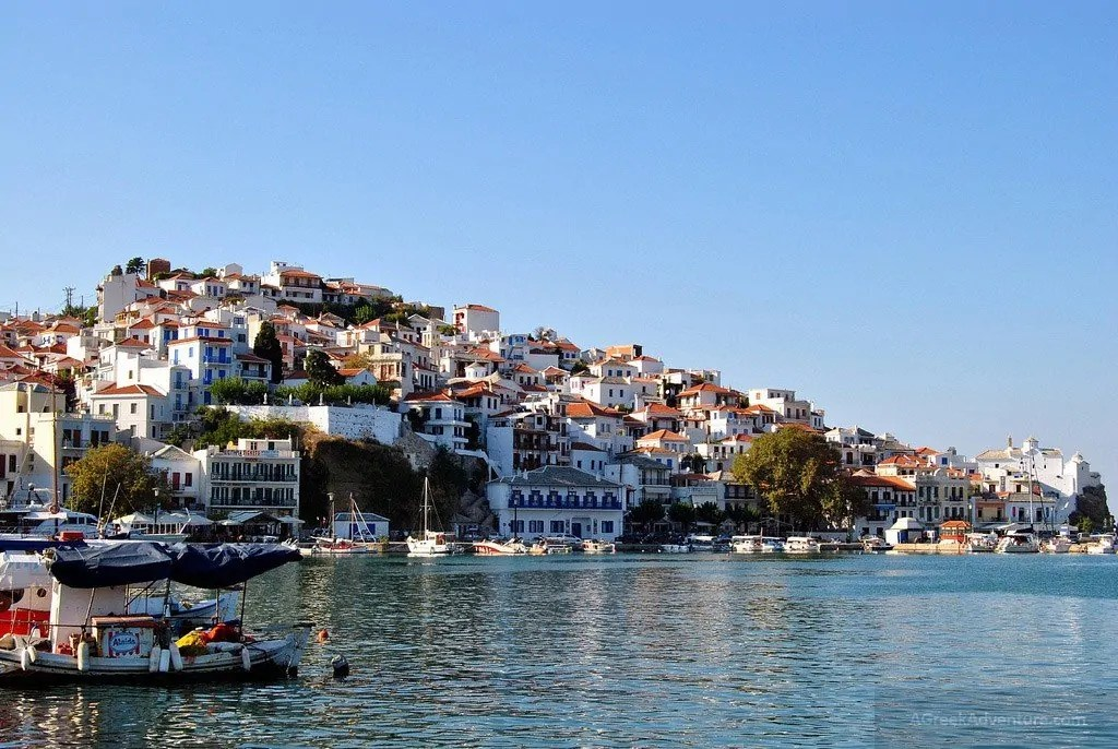 The Beauty Of Skopelos Greece And Things To Do
