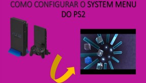 Como configurar o system menu do play station 2