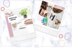 Freebie: Pack Social Media para Bloggers - Download Grátis  - Sweet Magic