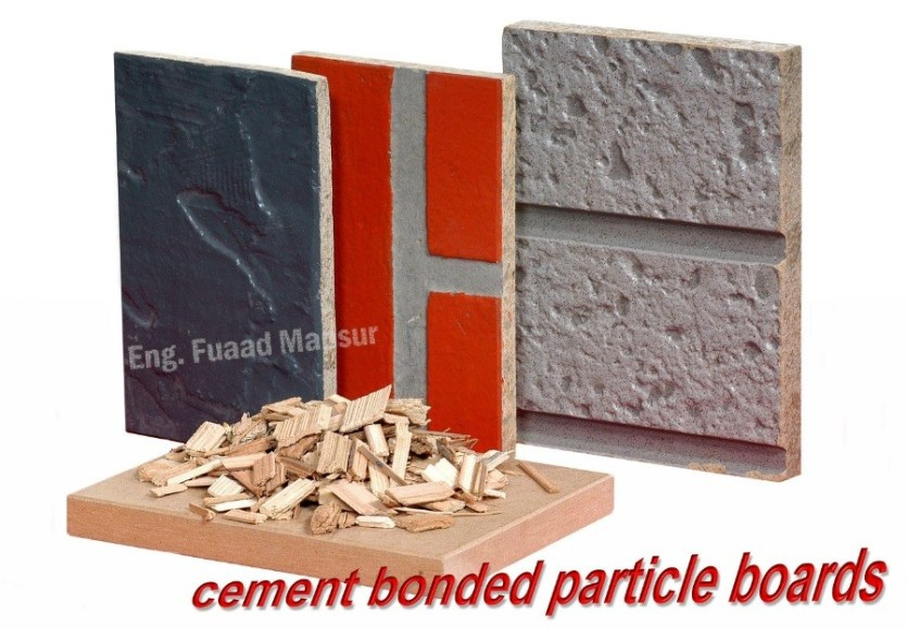 Cement Bonded Particle Board