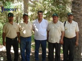 Date Palm Pests Team, Iraq 2012