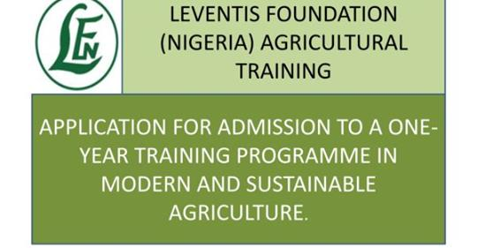 agriculture training center
