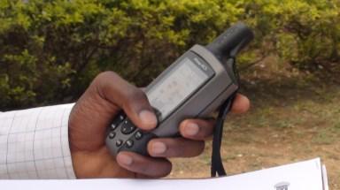 GPS in usage @Syecomp,Ghana