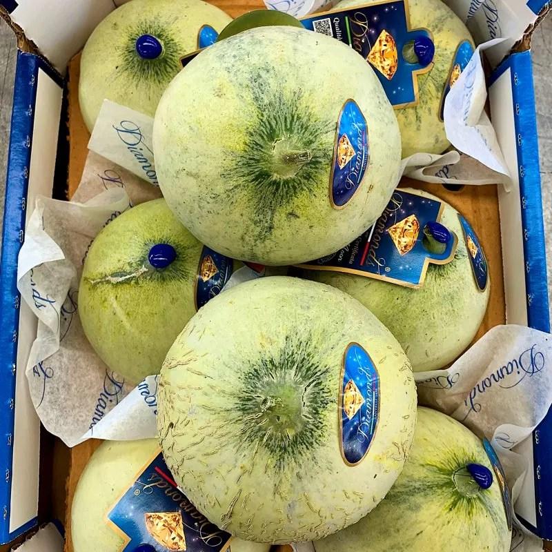 Melone Liscio Tabasso
