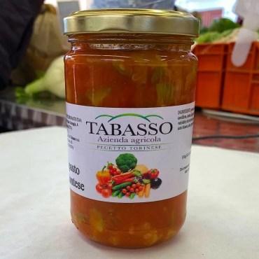 Antipasto Piemontese Tabasso