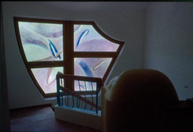 Casa abitazione a Carnate (MI), 1984