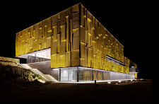 museo vista nocturna