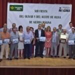 grupo de premiados