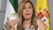 Susana Díaz, Junta de Andalucía