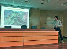 charla sobre evolución del olivar