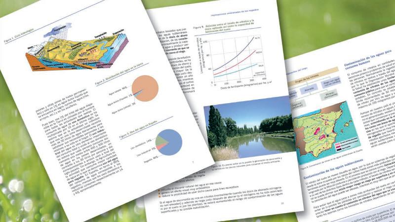 Resultado de imagem para Manual de riego para Agricultores