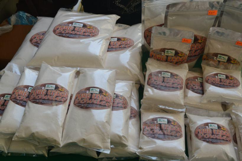 Eddoe Flour