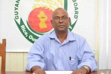 Kuldip Ragnauth, Extension Manager, Guyana Rice Development Board (GRDB)
