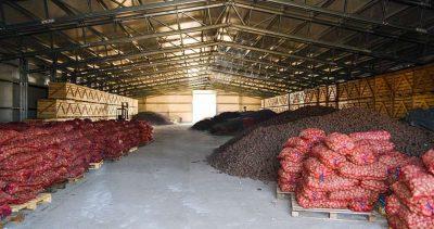 Stockage Pomme De Terre