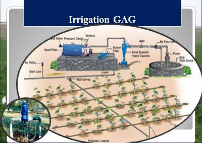 irrigation goute a goute
