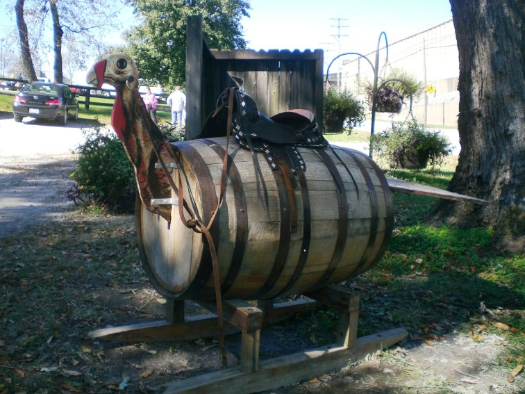 Turkey Barrel