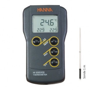 thermometre sonde special fourrage
